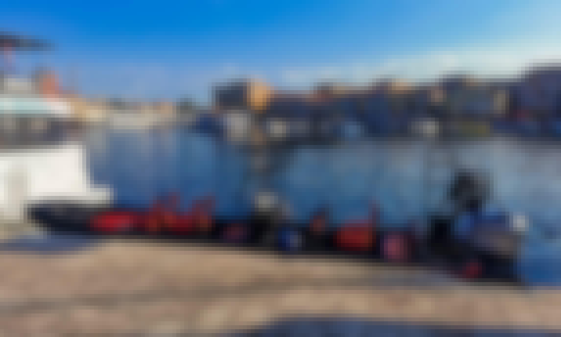 RIB Highfield Patrol 860 rental with Skipper in Zadar
