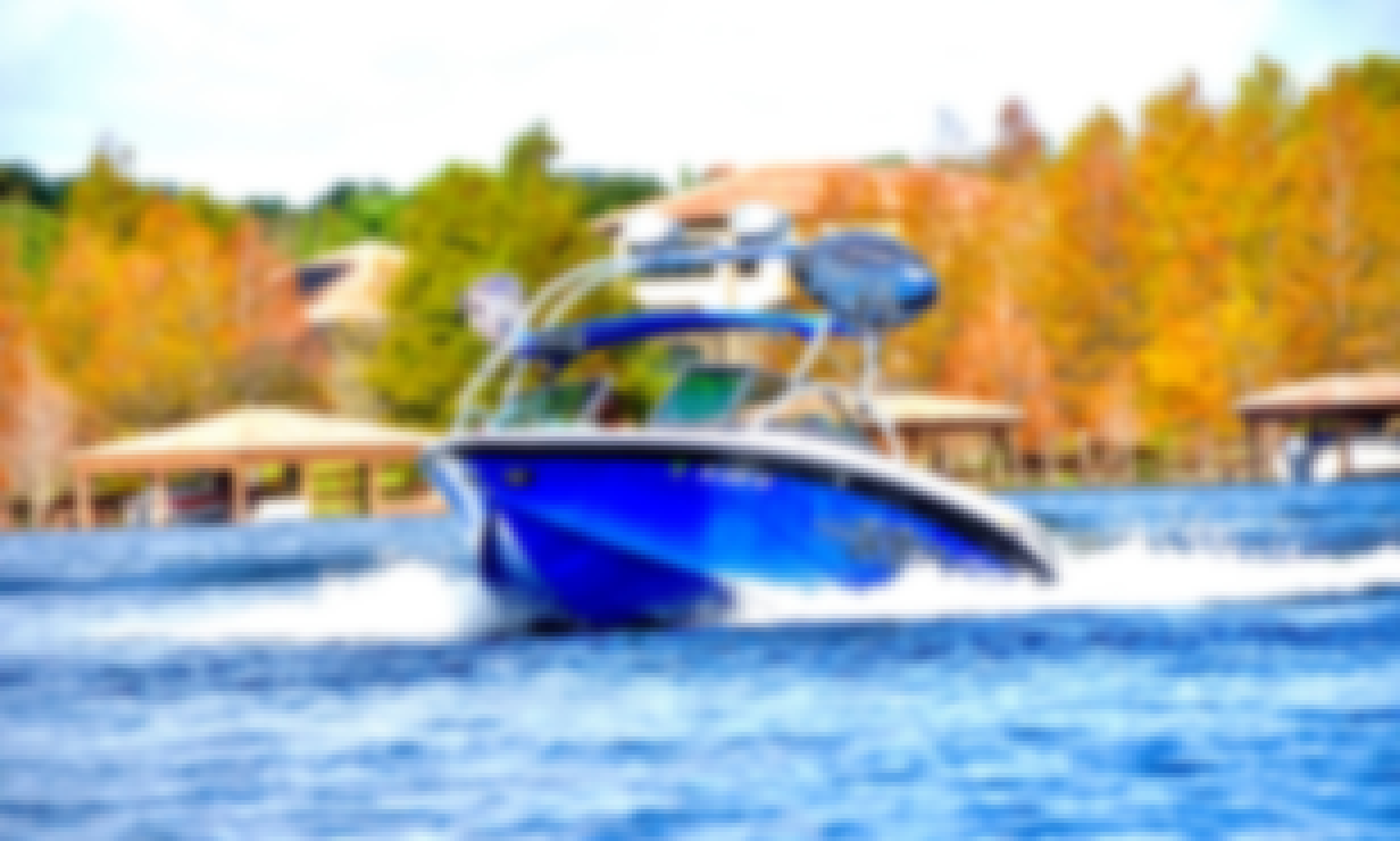 Boat Rental in Orlando! Surf, Wakeboard and Tube - Super Air Nautique!!