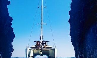 Premium Sailing Advenures in Santorini