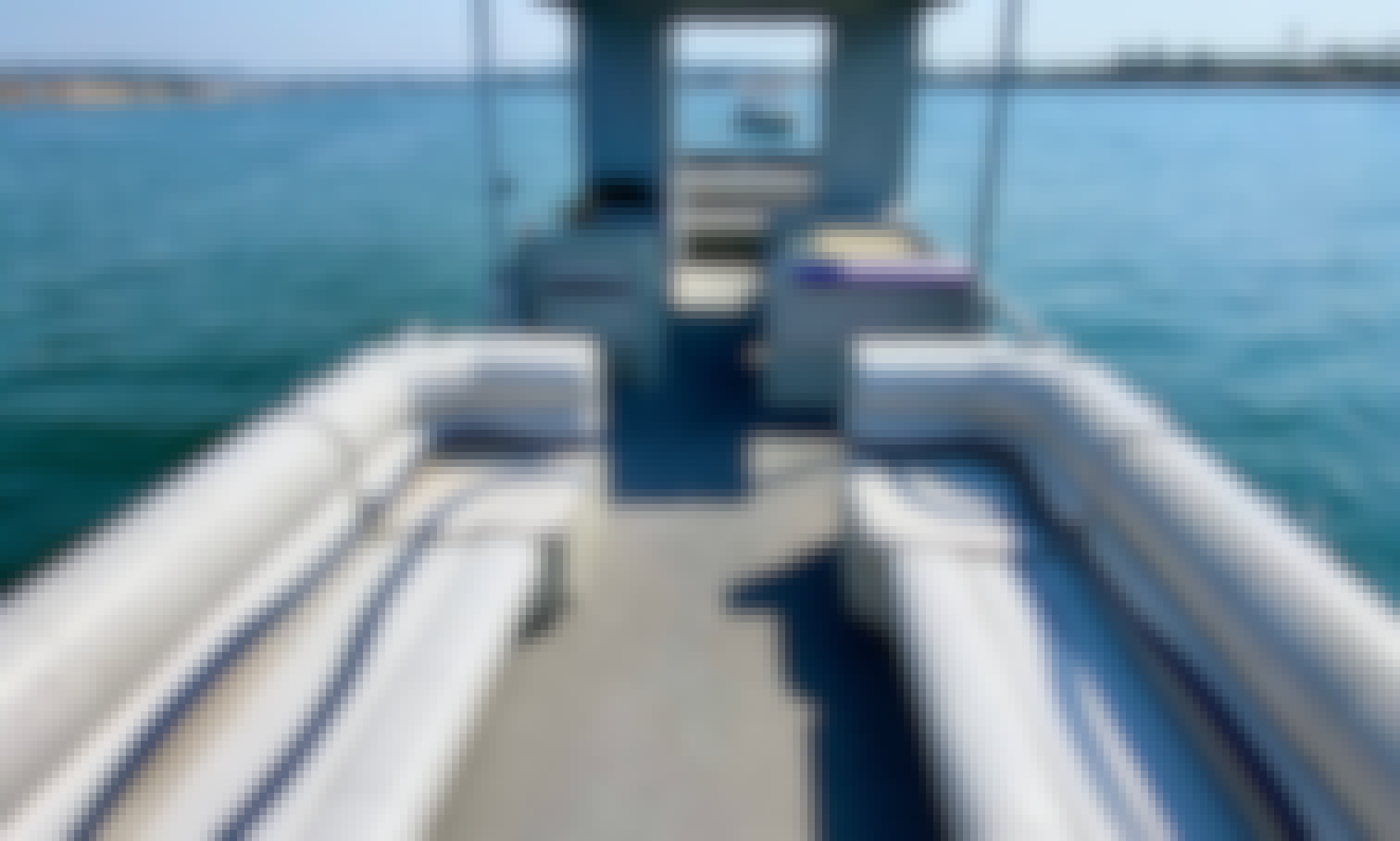 32' Regency Suncruiser Pontoon Rental in San Diego, California