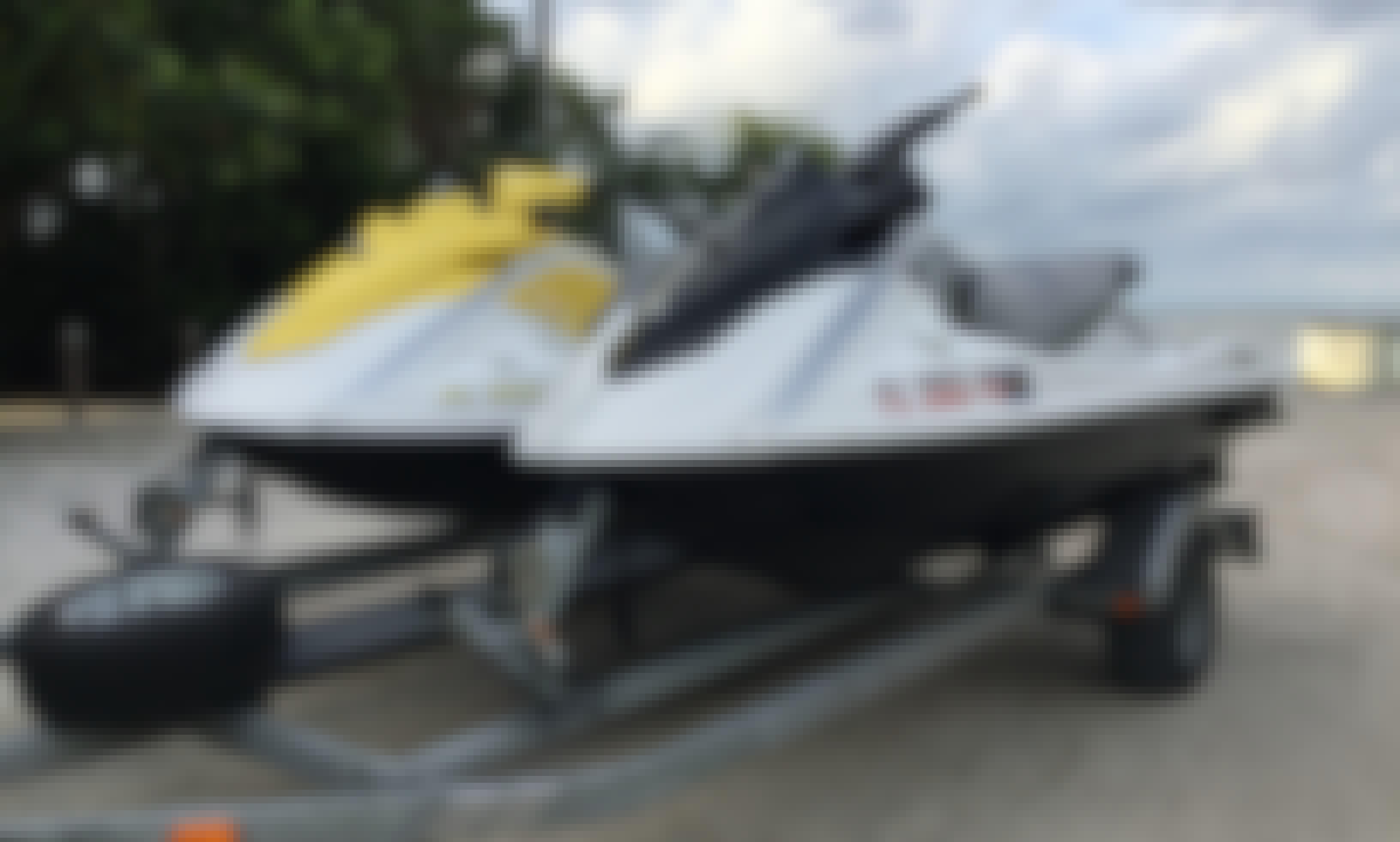 Jet Ski in Sanibel & surrounding area