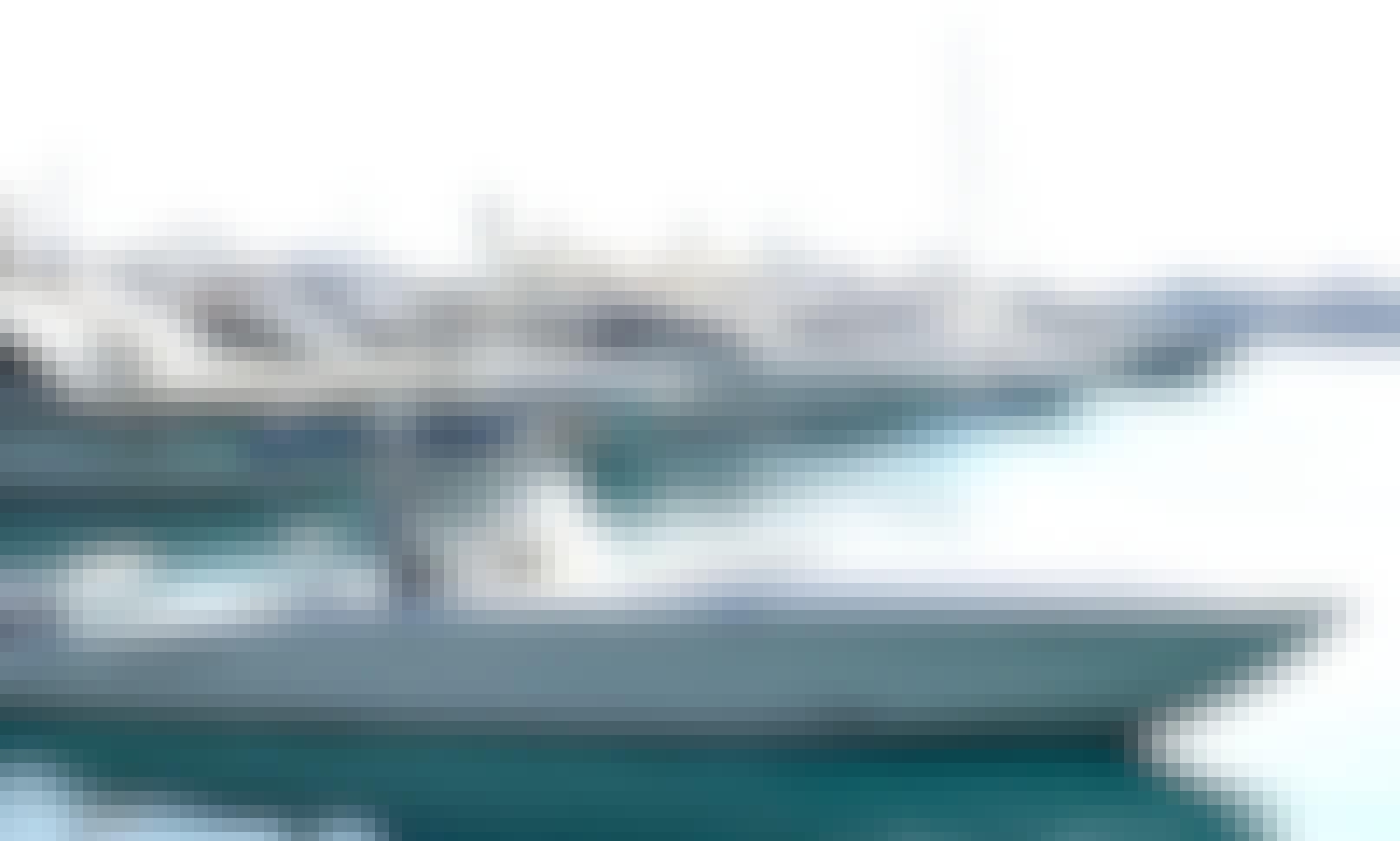 RED SEA MARINA 21 PLEASURE & DIVING BOAT FOR RENT