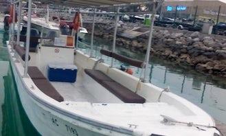 Fleet of Best Boats in Abu Dhabi-Fishing, Cruising, Island tour