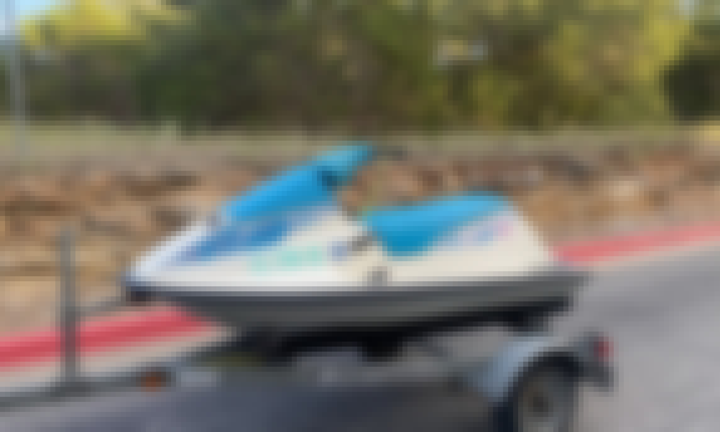 Ride a Seadoo Jetski on Lake Austin!