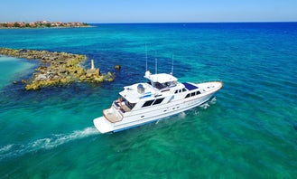80' Private Yacht Charter For Rent In (Tulum)