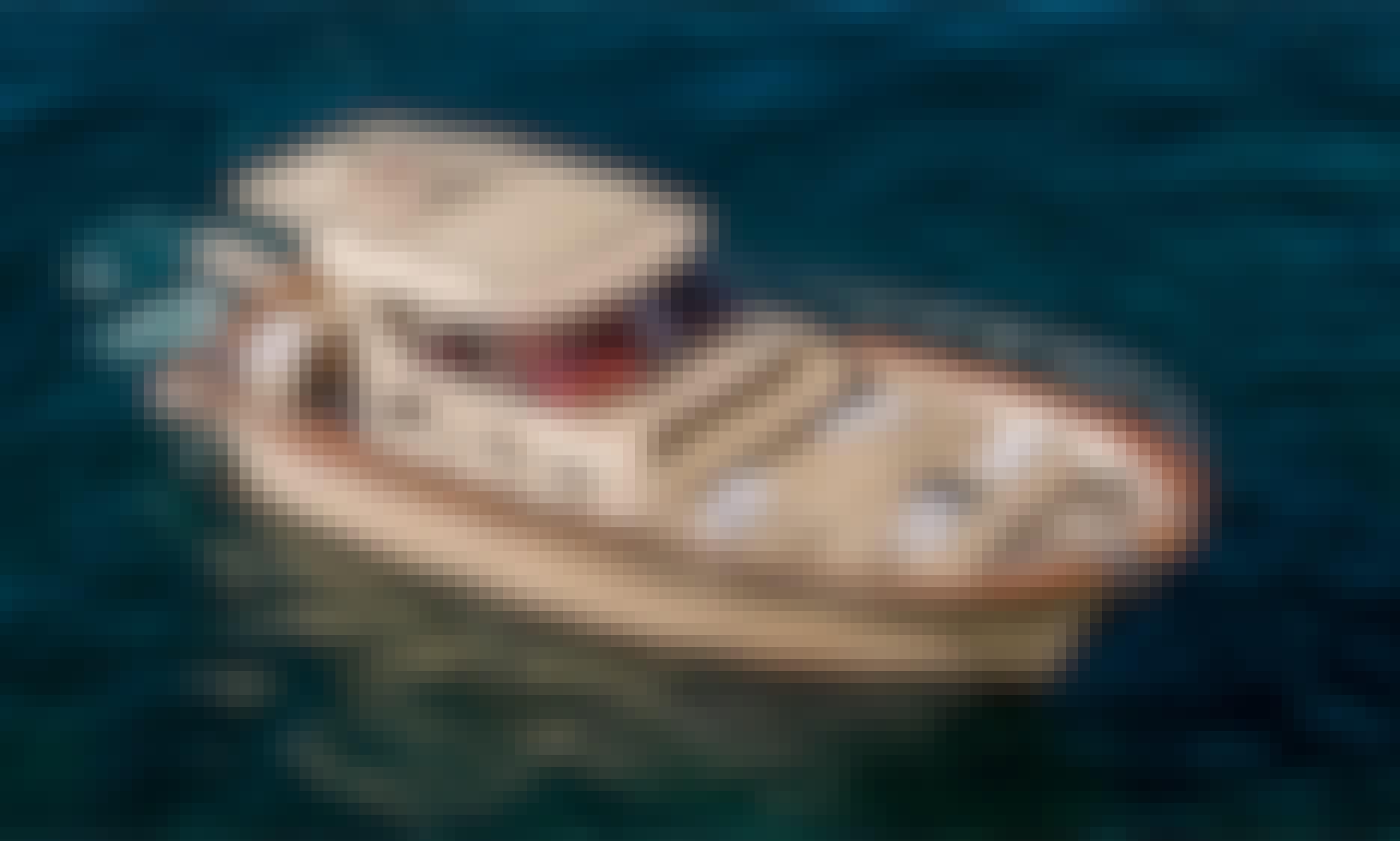 32' Hard Top Gozzo Boat for Rent in Piano di Sorrento, Campania