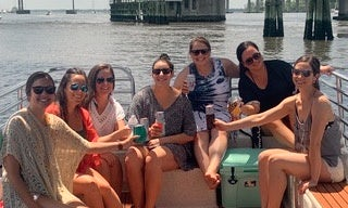 3-4 Hour *Private* Boat Ride to Waterfront Bars
