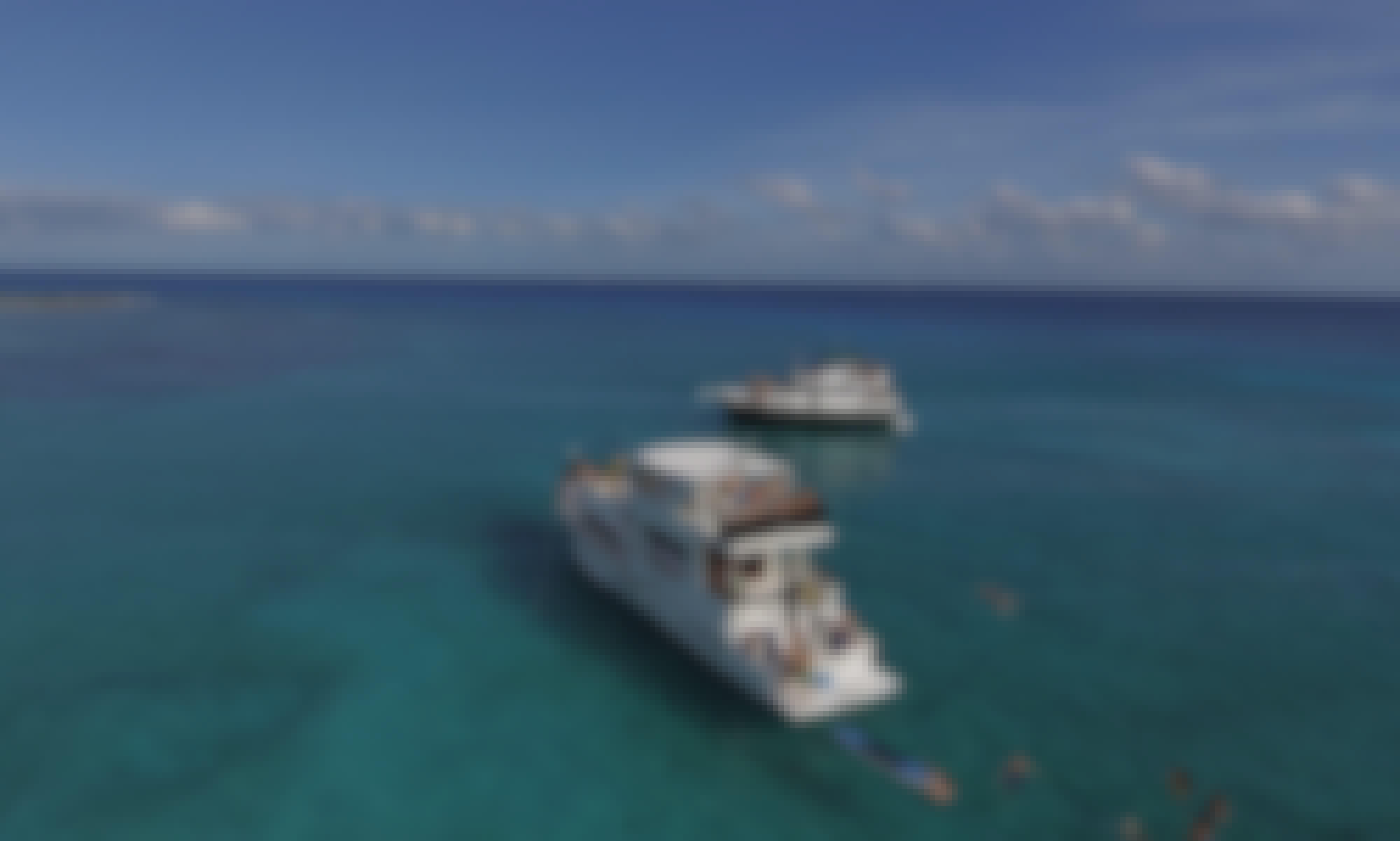 72' Motor Yacht rental in Tulum