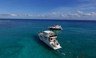72' Bruce Roberts Motor Yacht (Tulum Boat Rental)