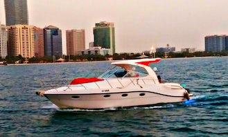 Enjoy Cruising in Abu Dhabi on Oryx 40' Yacht
