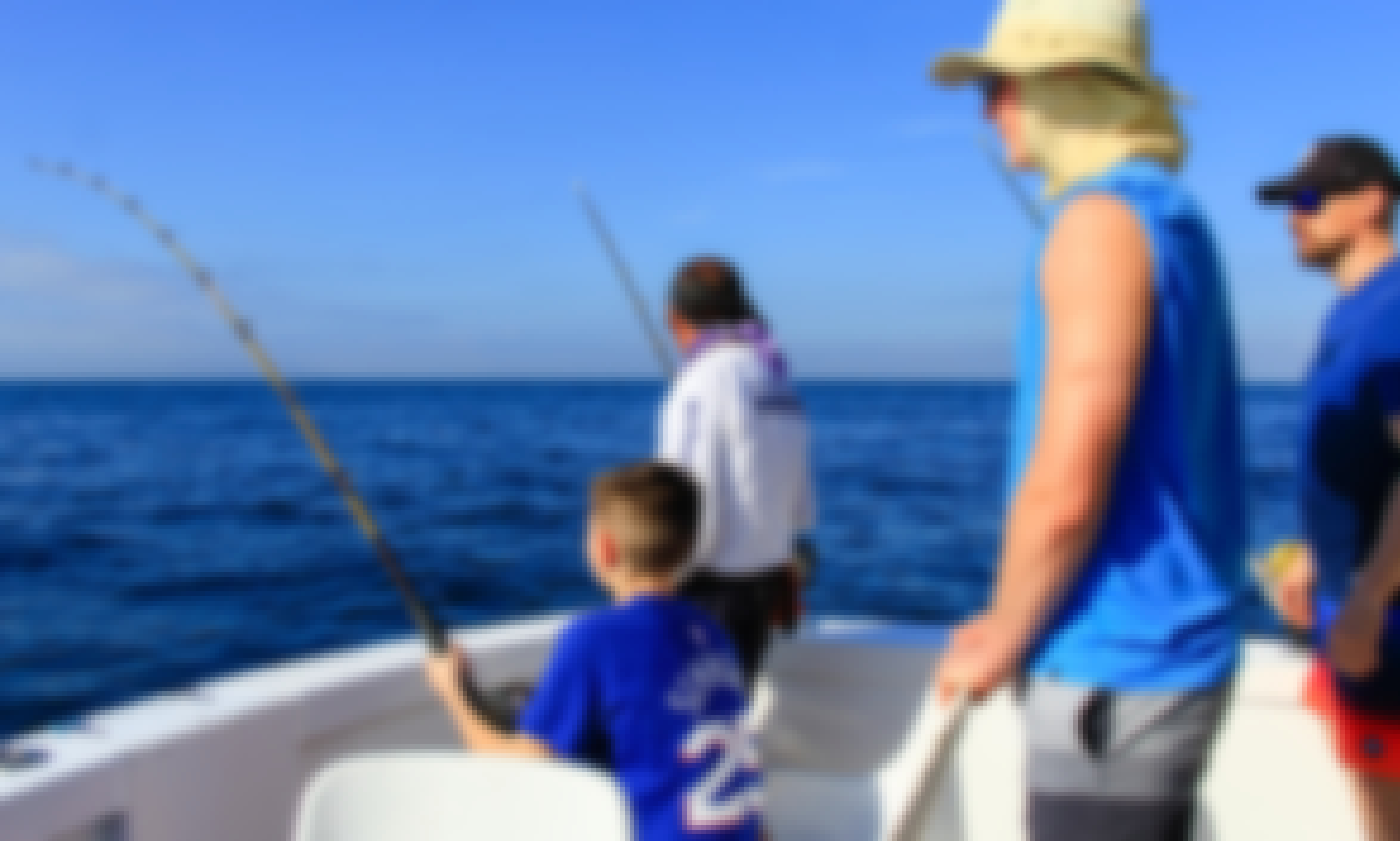 Bertram Fishing 38' Boat in Puerto Vallarta