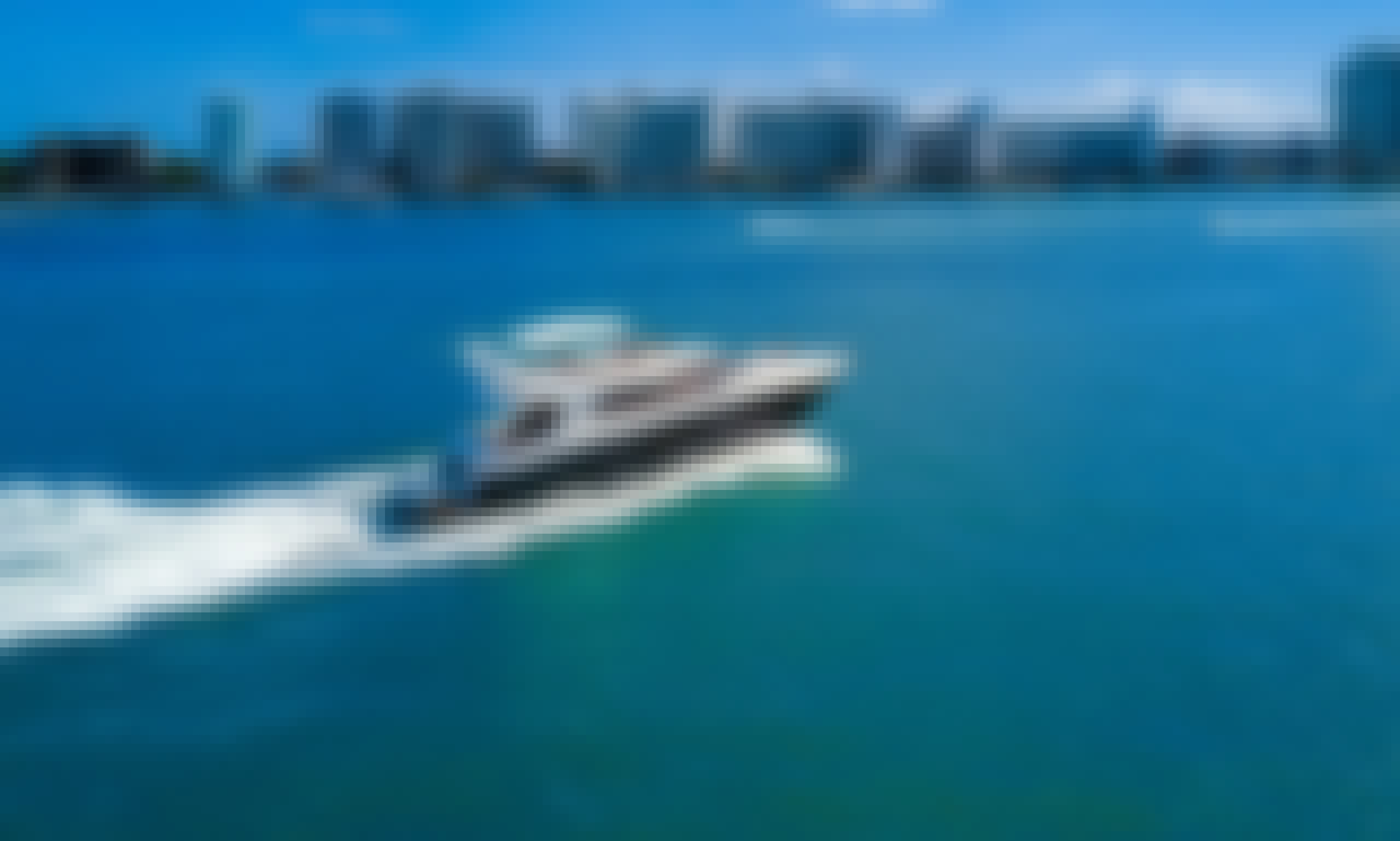 70' Sunseeker Manhattan Power Mega Yacht Charter in Miami Beach, Florida