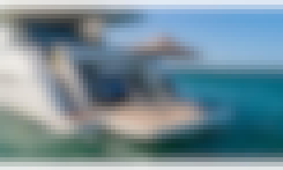 88' Ferretti Power Mega Yacht Charter in Miami Beach, Florida