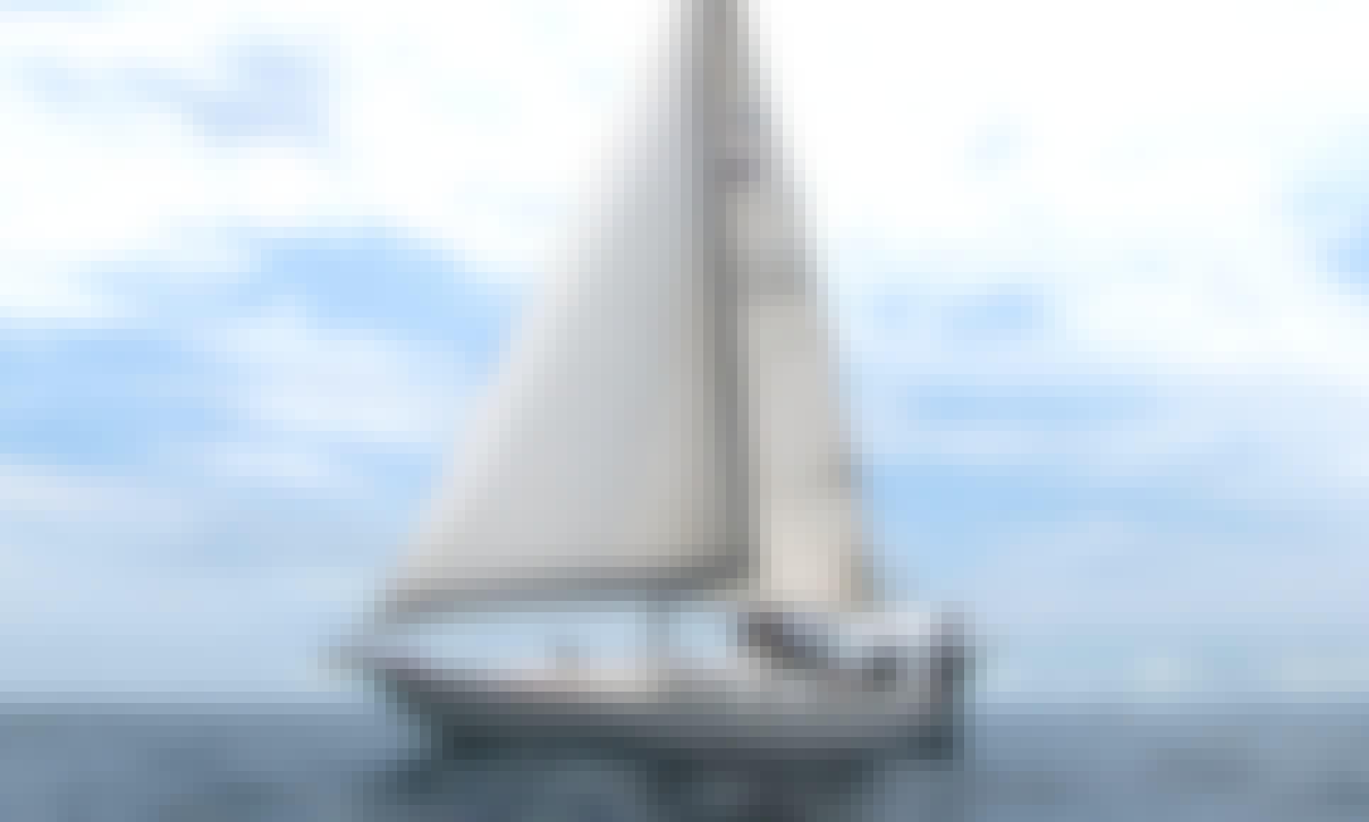 Lancer 36 Sailing Sloop for 8 Passenger in Puerto Vallarta