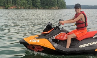 Super Fun Sea Doo Jet Skis for Rent On Lake Lanier!!