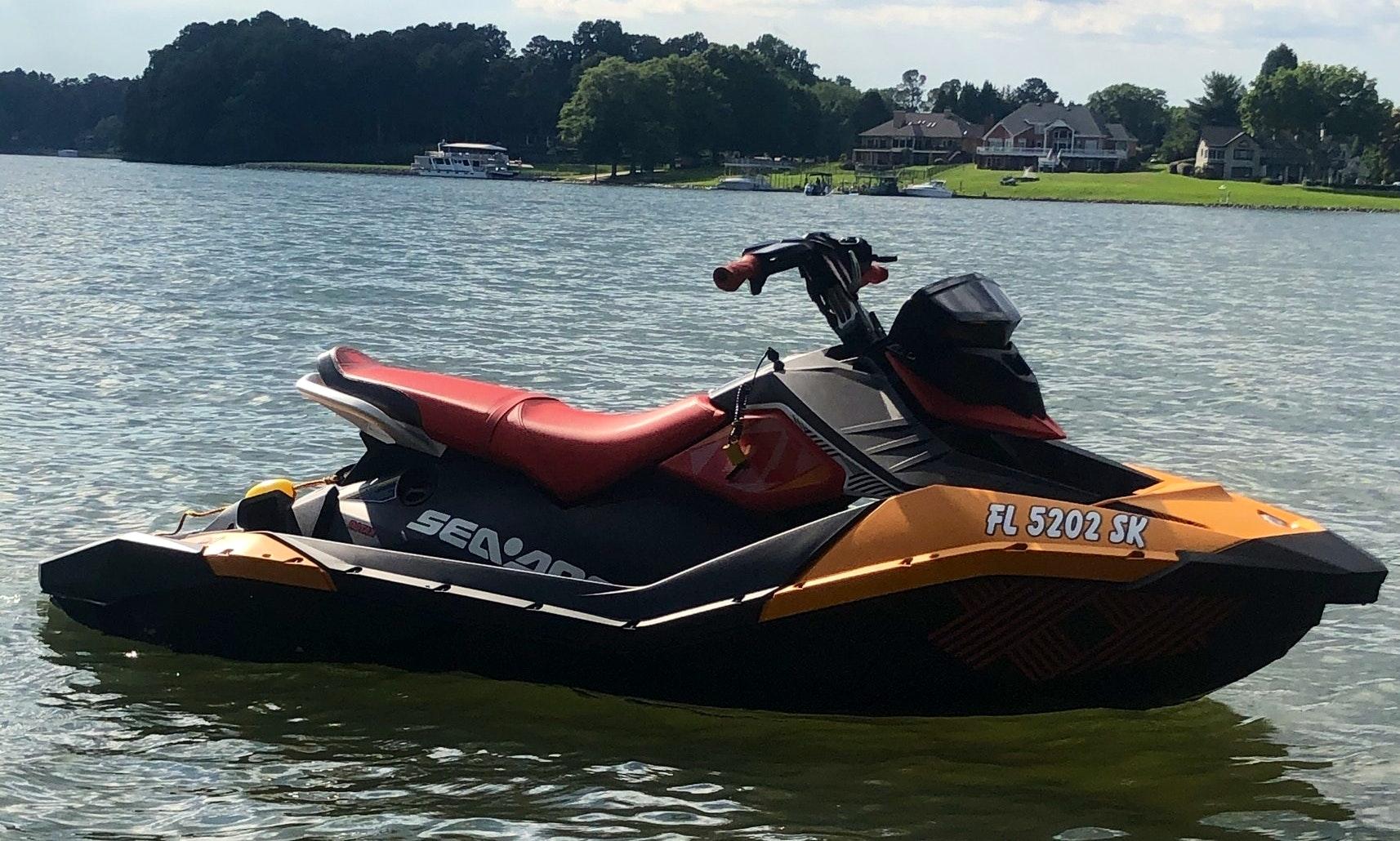 Super Fun SeaDoo Jet Skis for Rent On Lake Lanier ...