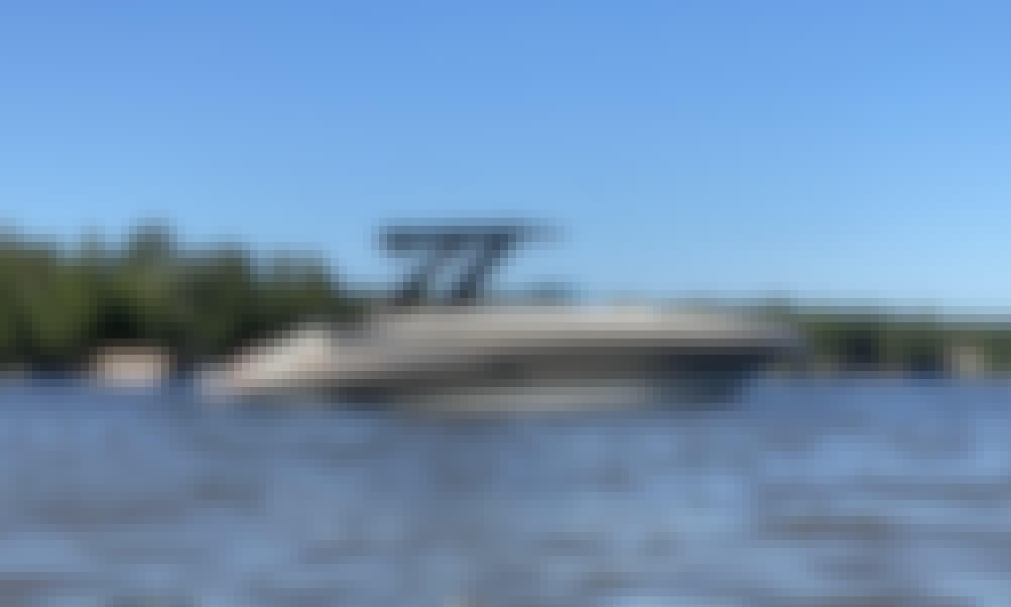 Crownline Powerboat & water toy rental! Lake Lanier/Oconee/Allatoona!