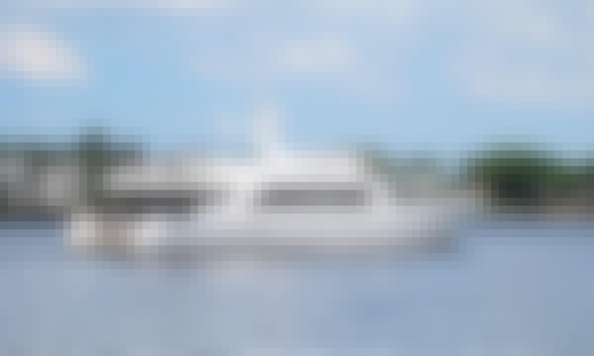 Bac o Booc - 124' Westport Luxury Mega Yacht