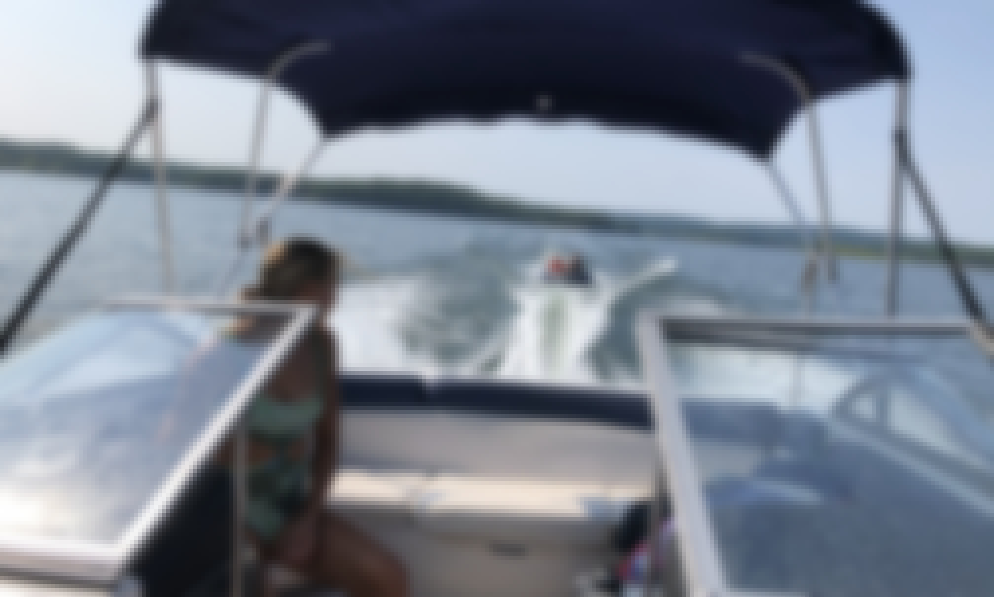 Powerboat in Austin