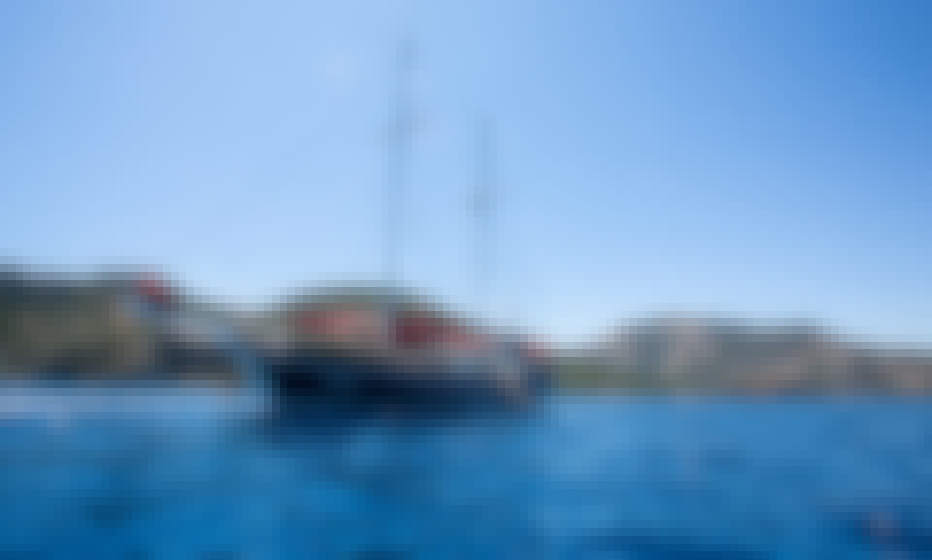 Absolutely Stunning 85' Gulet Pronto Blue 8 Person Yacht! See the Beauty of Turkey!
