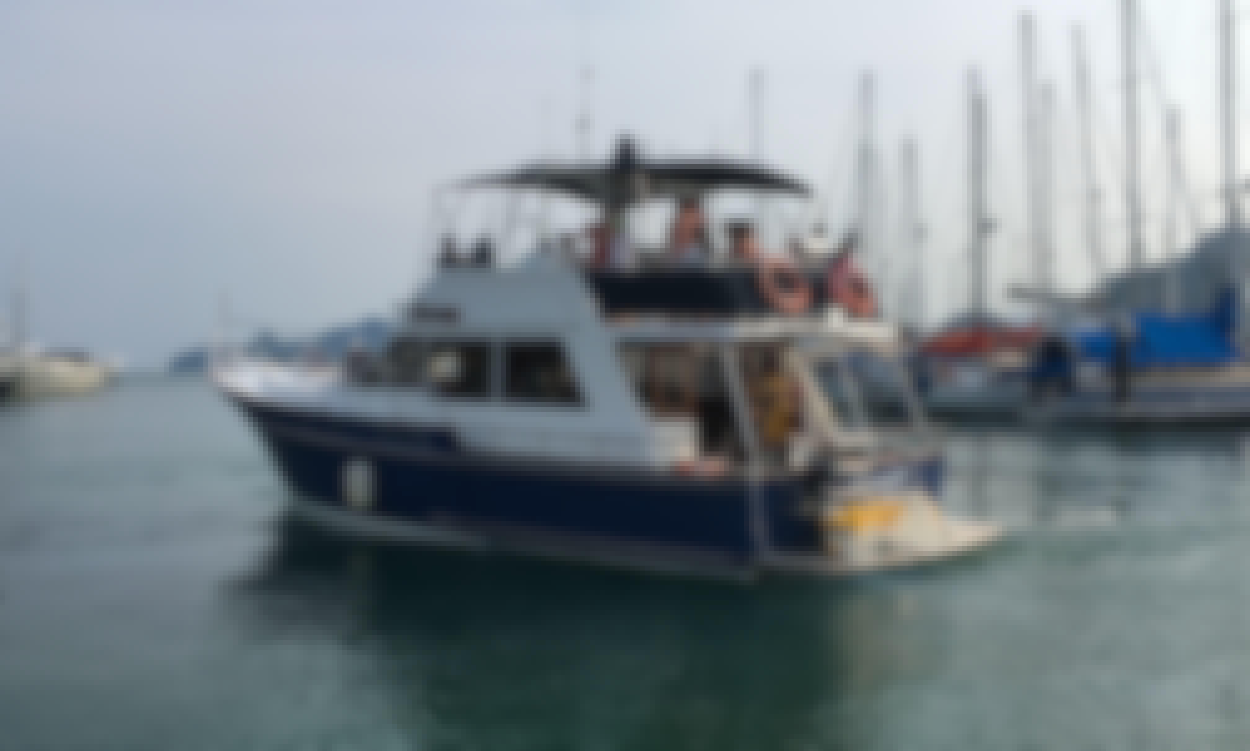 "45' Custom Motor Yacht ""Z3"" in Langkawi, Kedah"