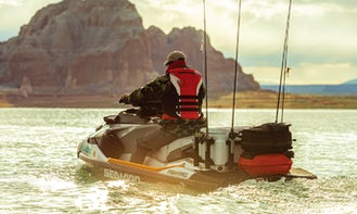 Adventure of a Lifetime Sea-Doo Experience on Lake Powell!