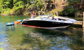 Beautiful 26 foot Cobalt Deck Boat on Lake George NY