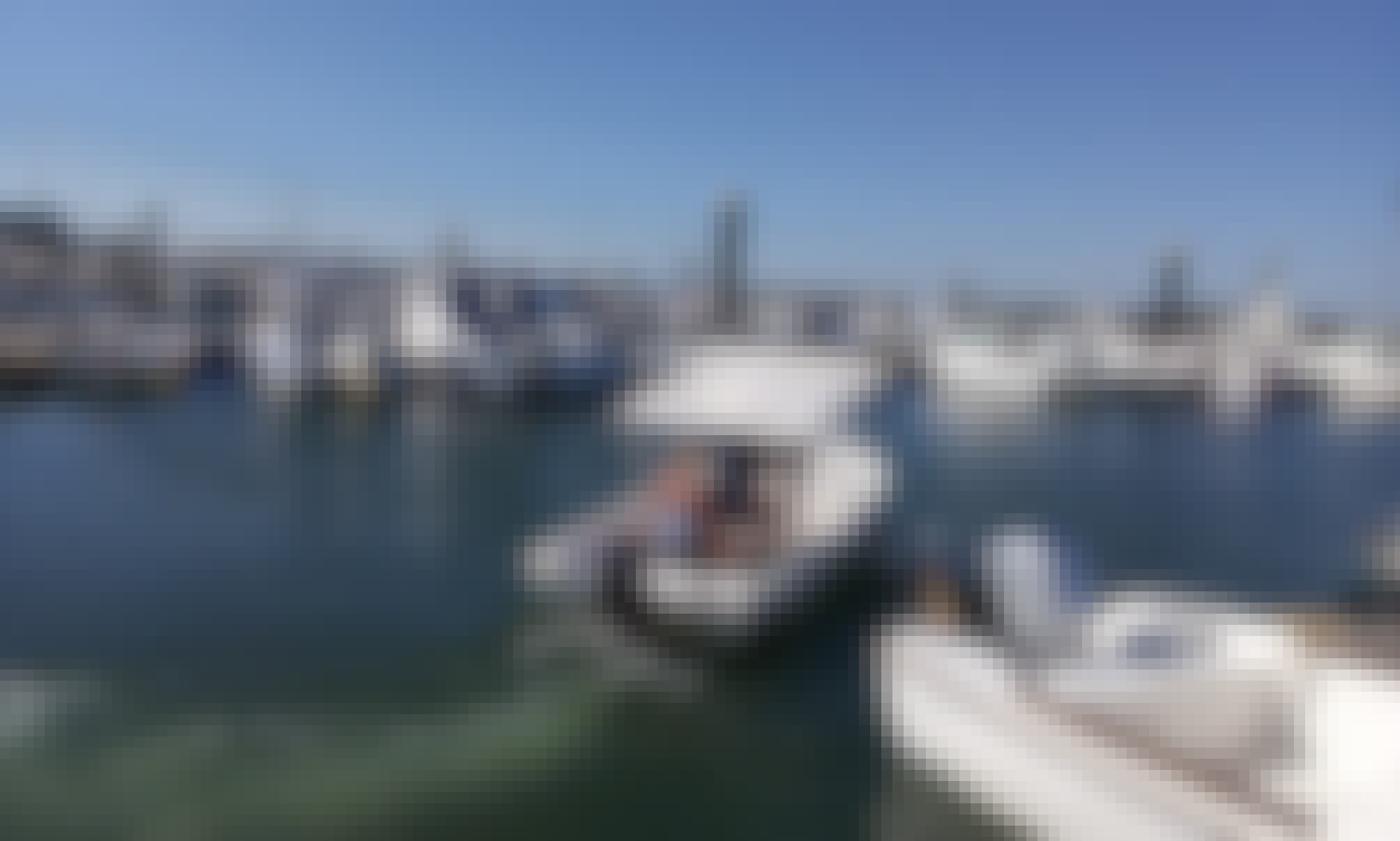 Be a Skipper For a Day in Punta Umbría, Andalucía!