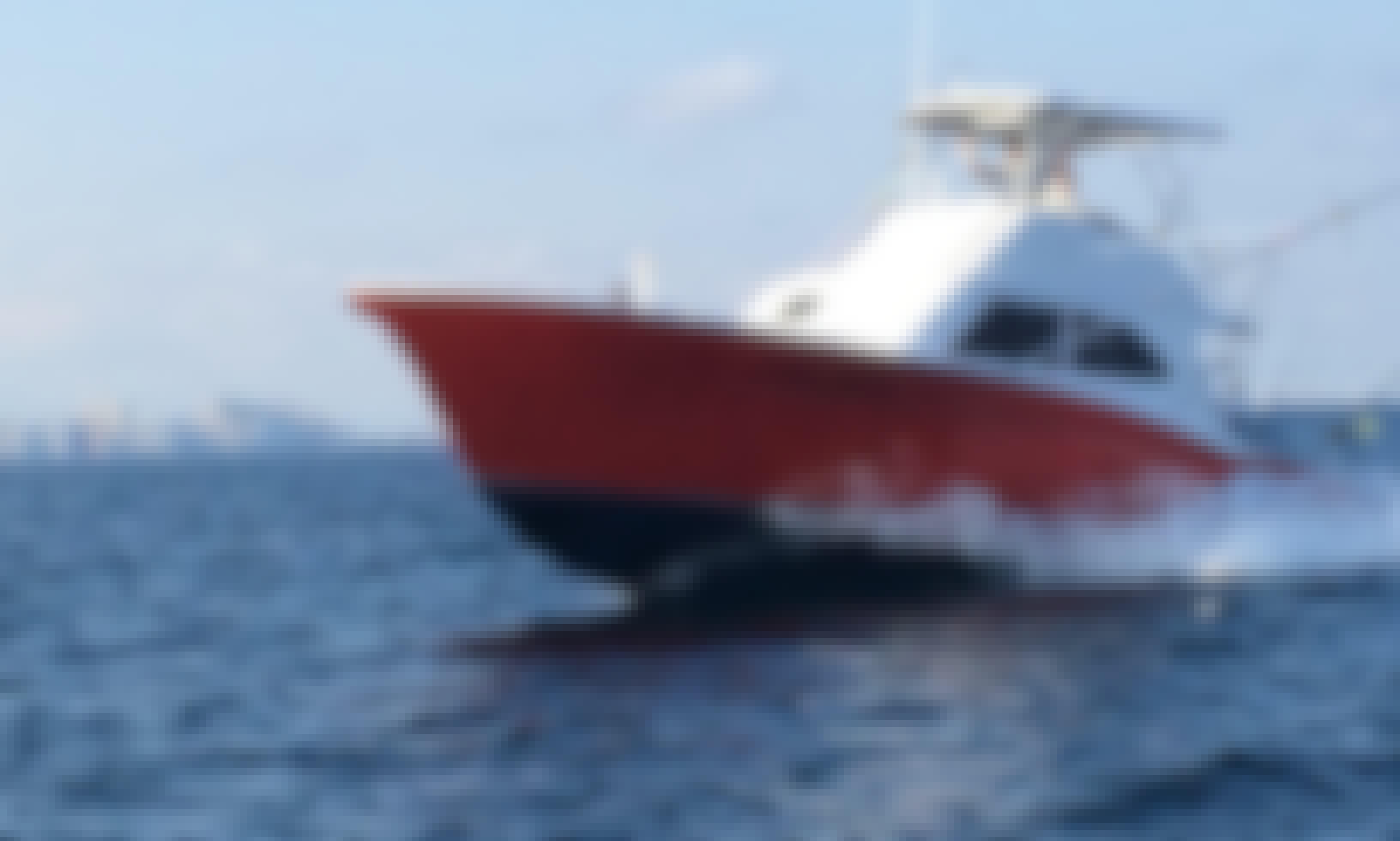 Buddy Cannday Fishing Charter & Cruise On The Intercostal