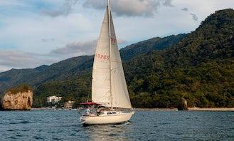 36' Peterson Sailboat Charter in Puerto Vallarta