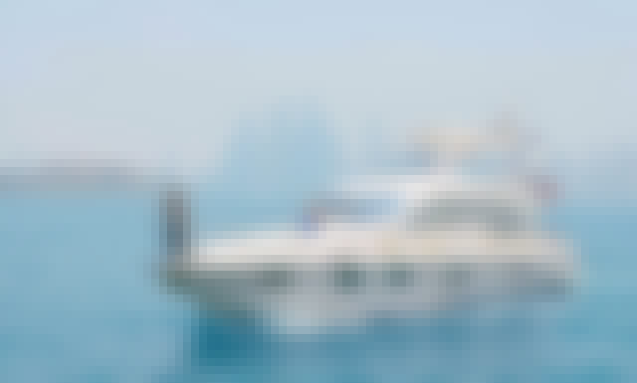 Take the Luxurious 78ft Yacht Cruise- Amazing Cruise in Dubai