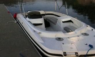 8 Passenger Boat Rental, Bass Lake CA