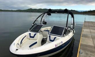 9 Passenger Boat Rental Bass Lake, California