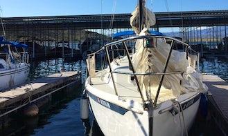Beautiful 25' Sailboat In Lake Pleasant, Arizona