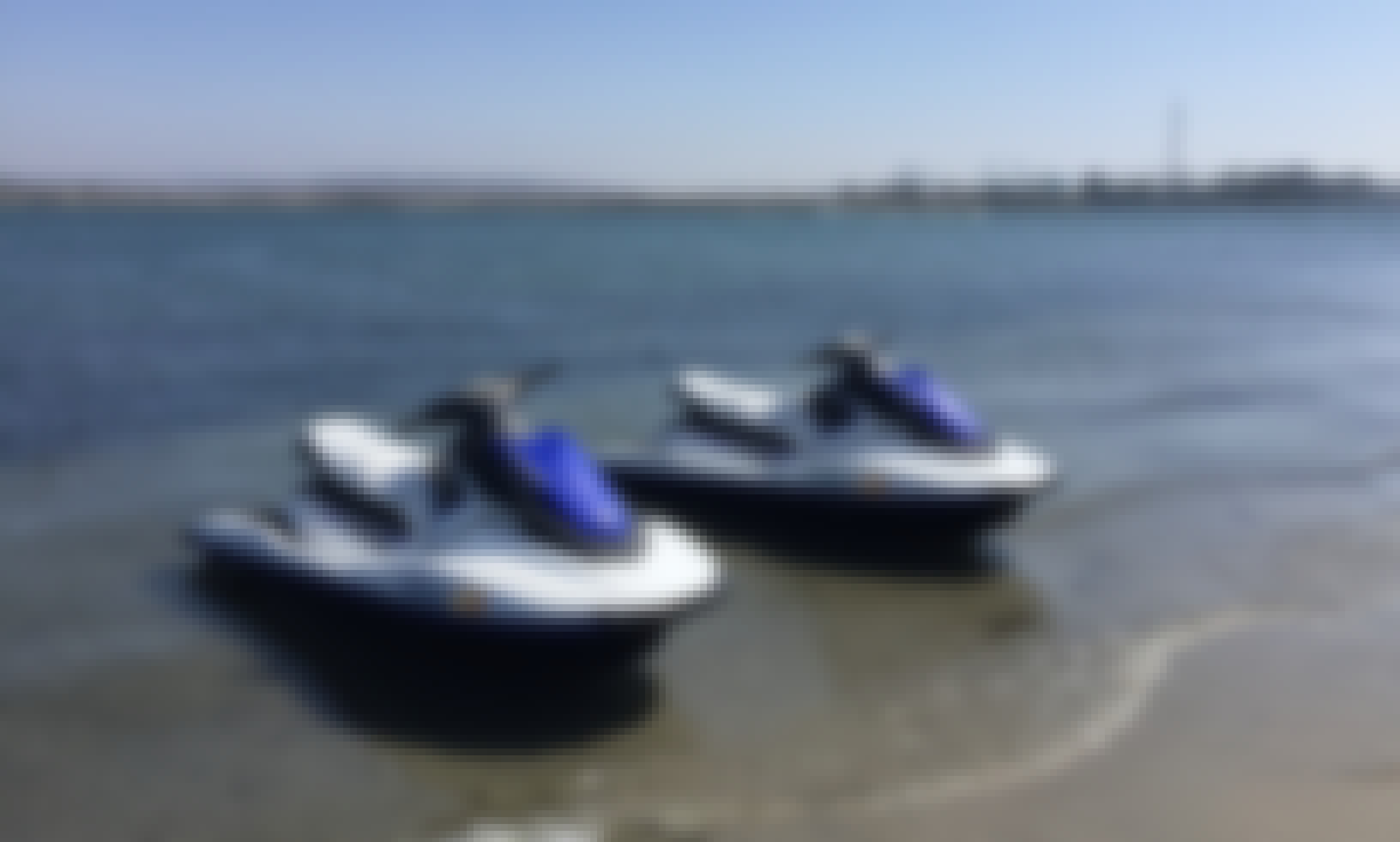 2x Yamaha Jet skis for rent in Newport Beach