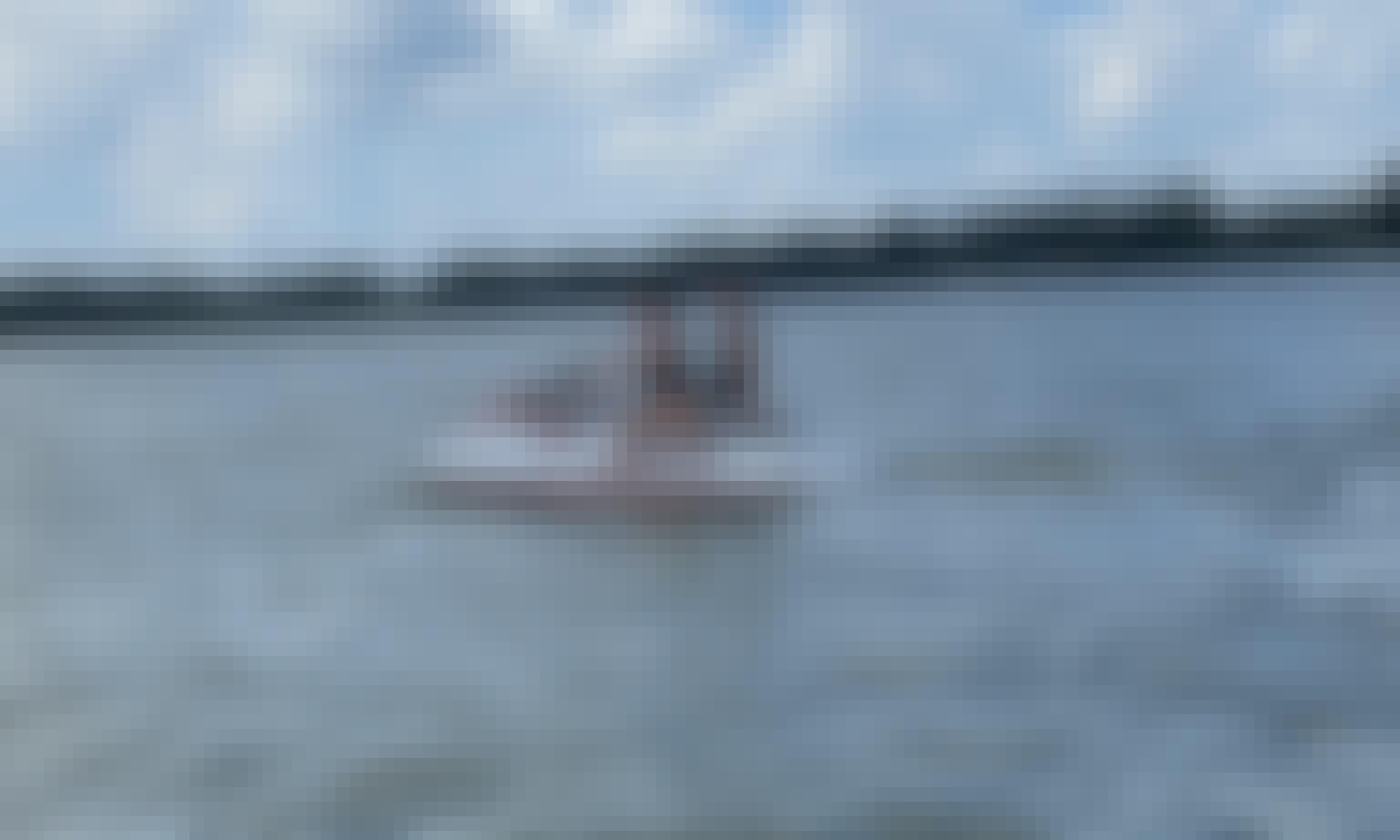 2020 YAMAHA EX SPORT IN LAKE TRAVIS