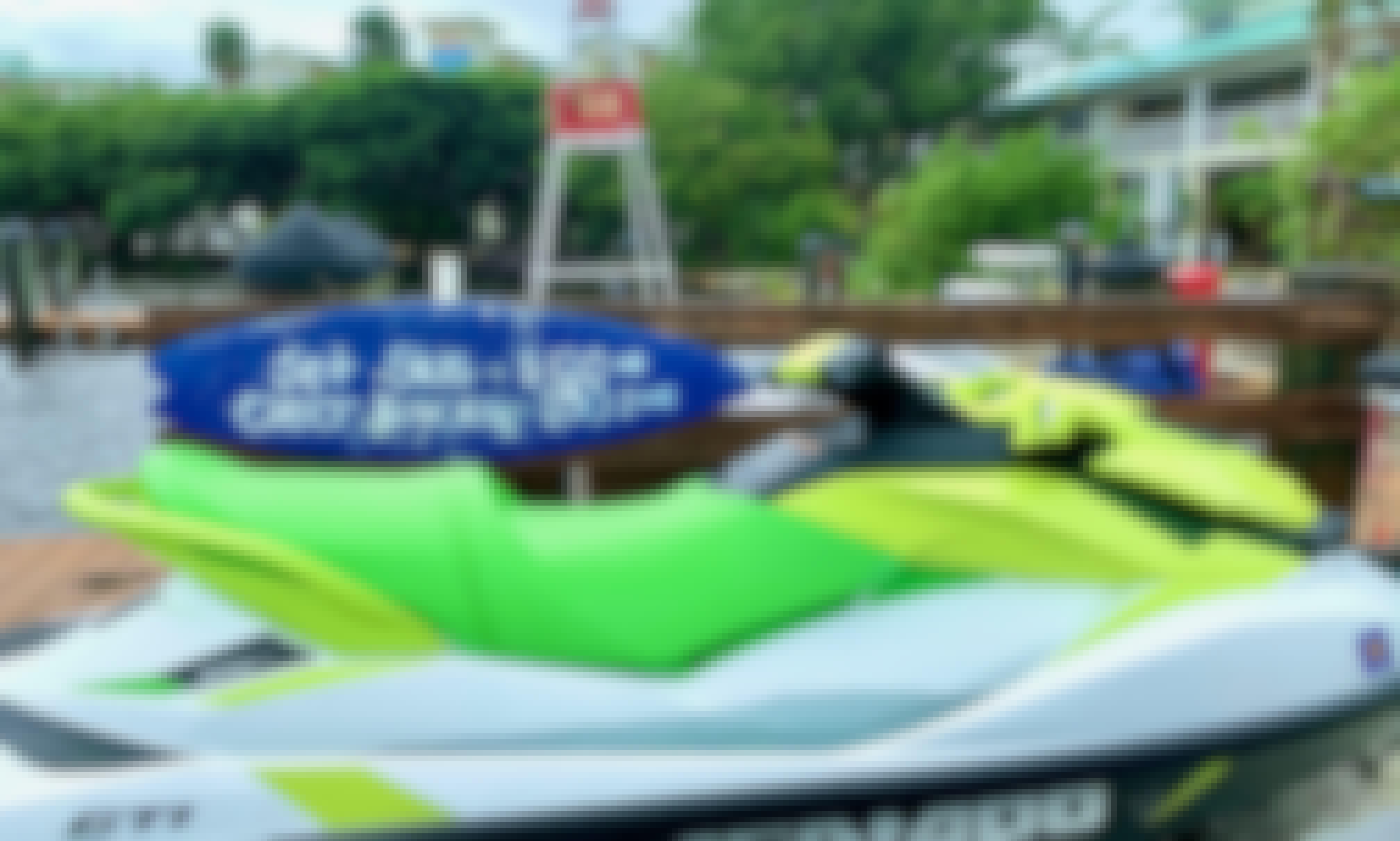 SeaDoo GTI 130 Jet Ski for Rent in Key Largo