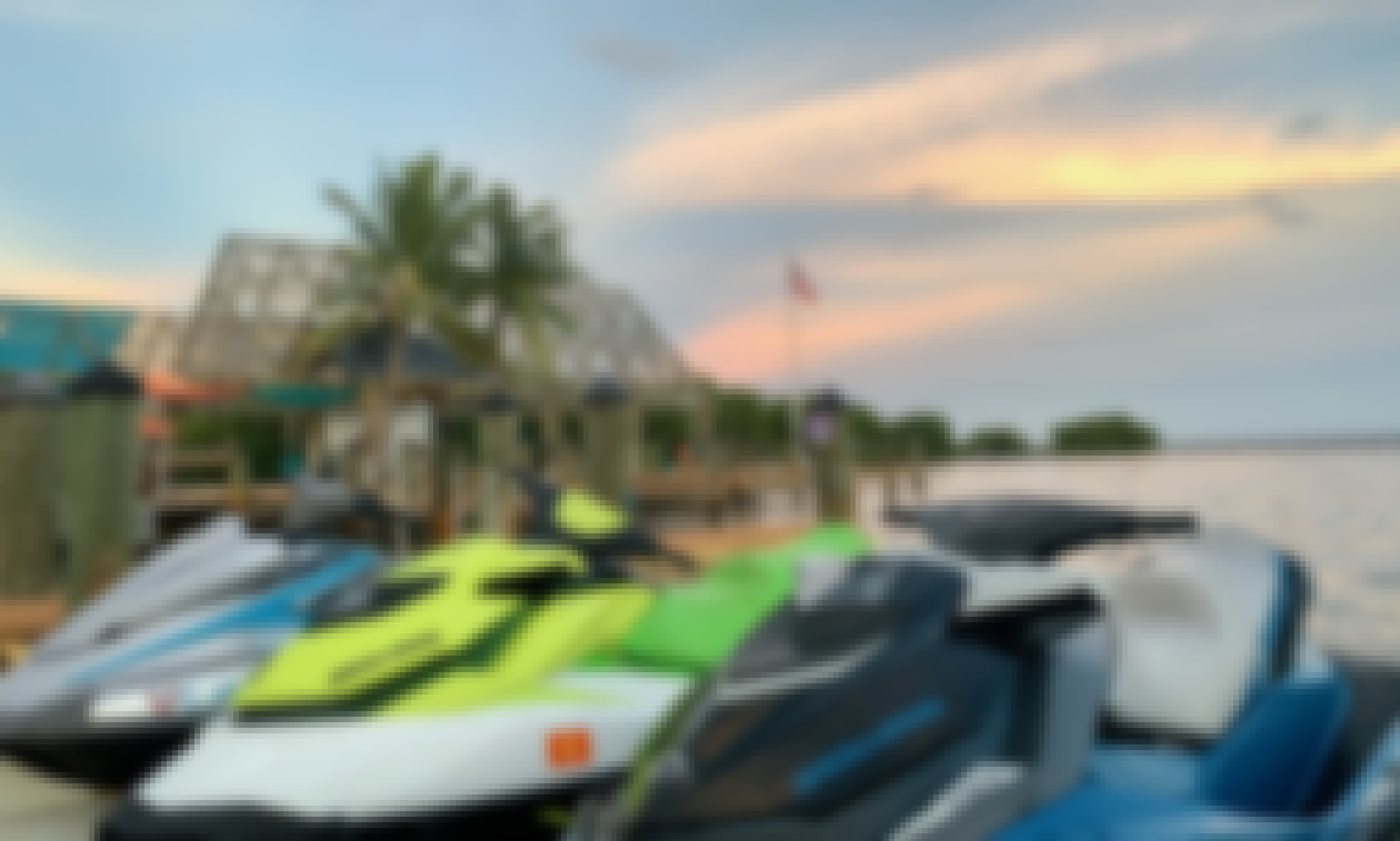 Jet Ski Tour - Key Largo