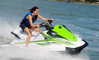 Experience a VX Yamaha Jet Ski Jet Ski Ride in Hilton Head Island, South Carolina