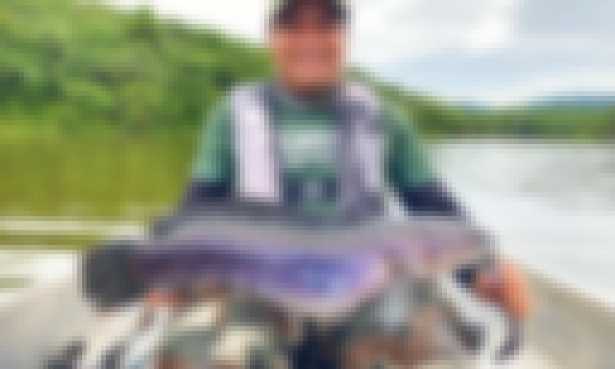 Toman Snakehead Pahang Reservoir Fishing Trip