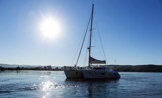 Fishing Charters - 50ft Knysna Catamaran Liveaboard