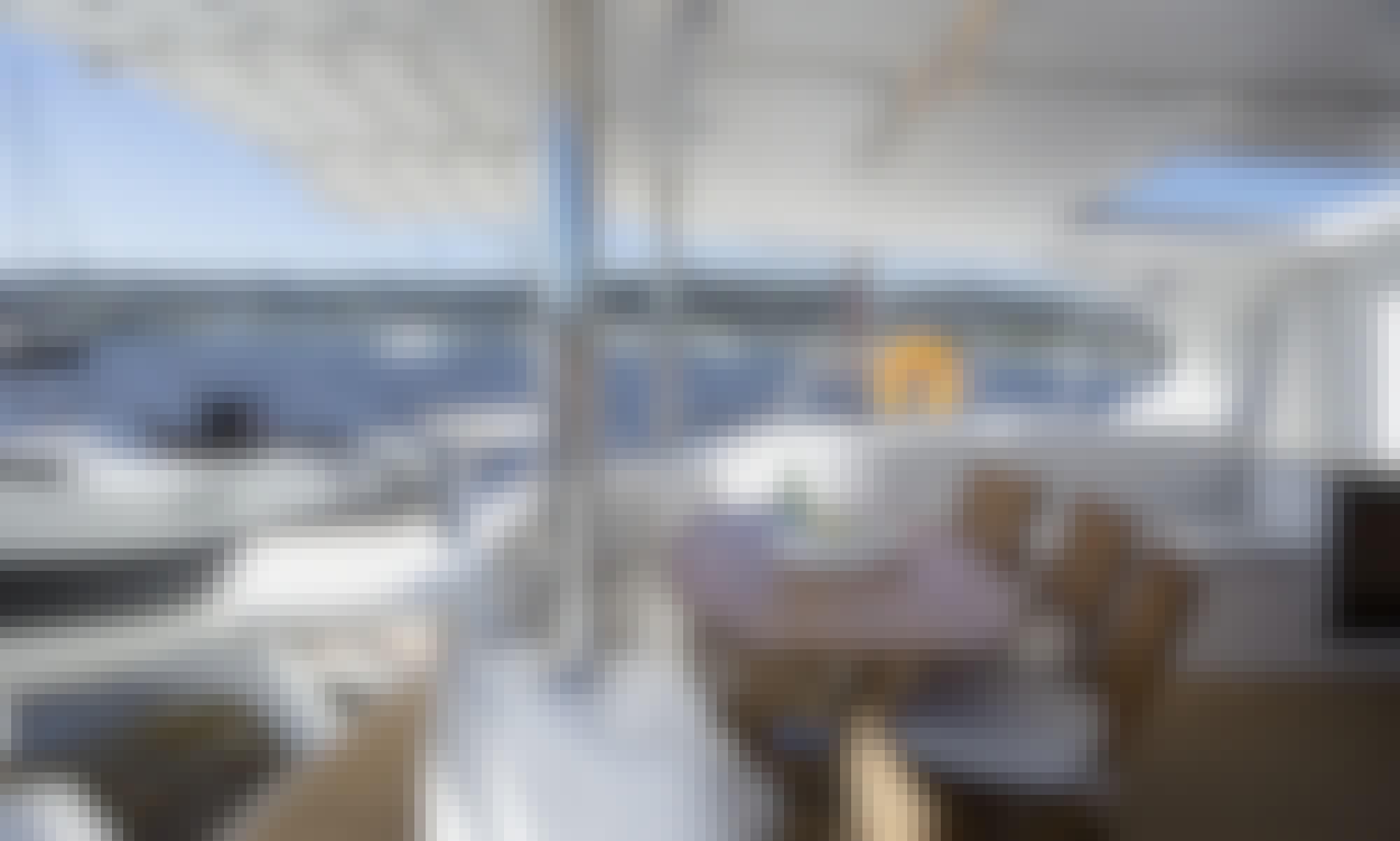 50ft Knysna Catamaran Livaboard Fishing Charters
