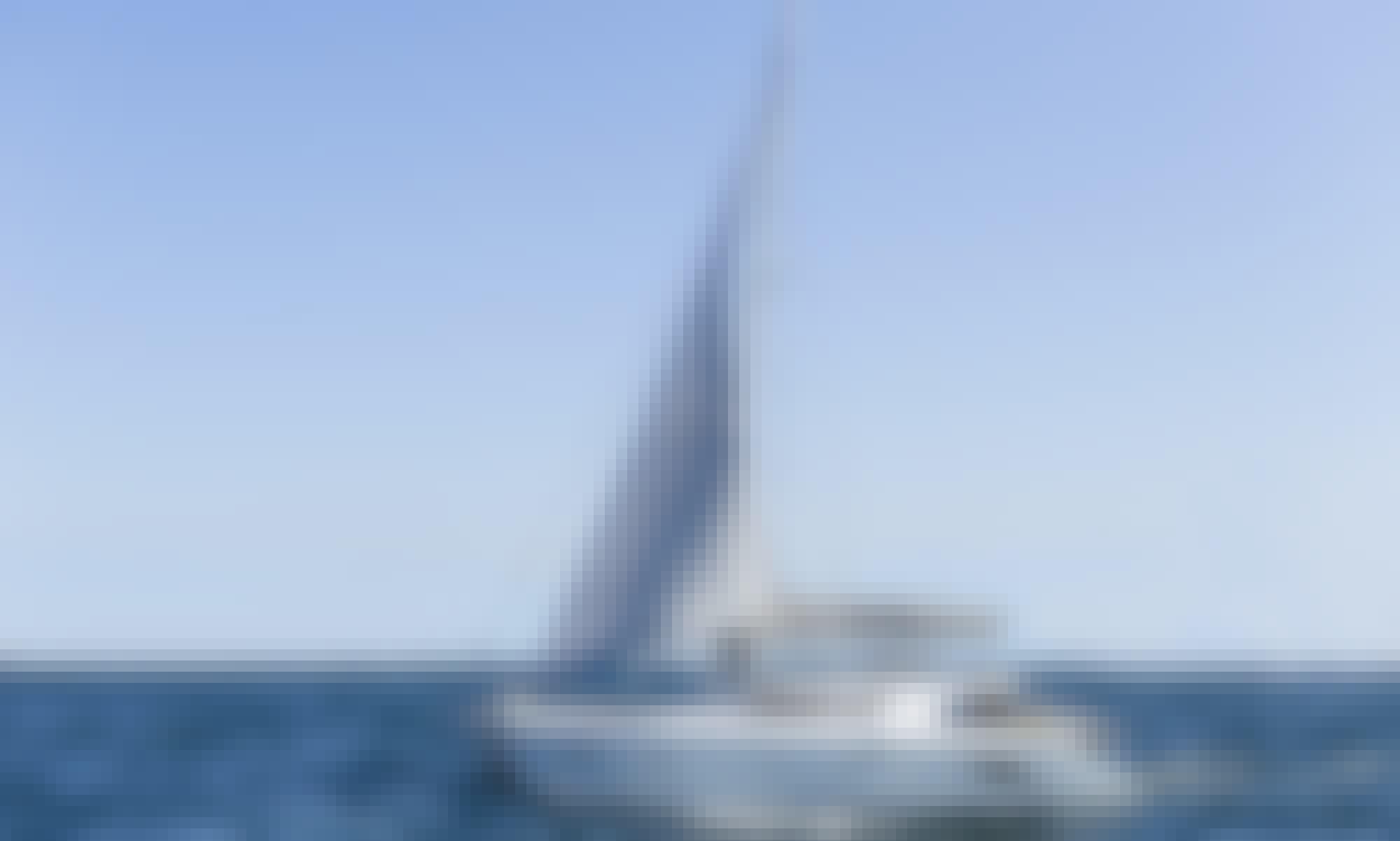Bazaruto Archipelago - Knysna 500SE Sailing Catamaran
