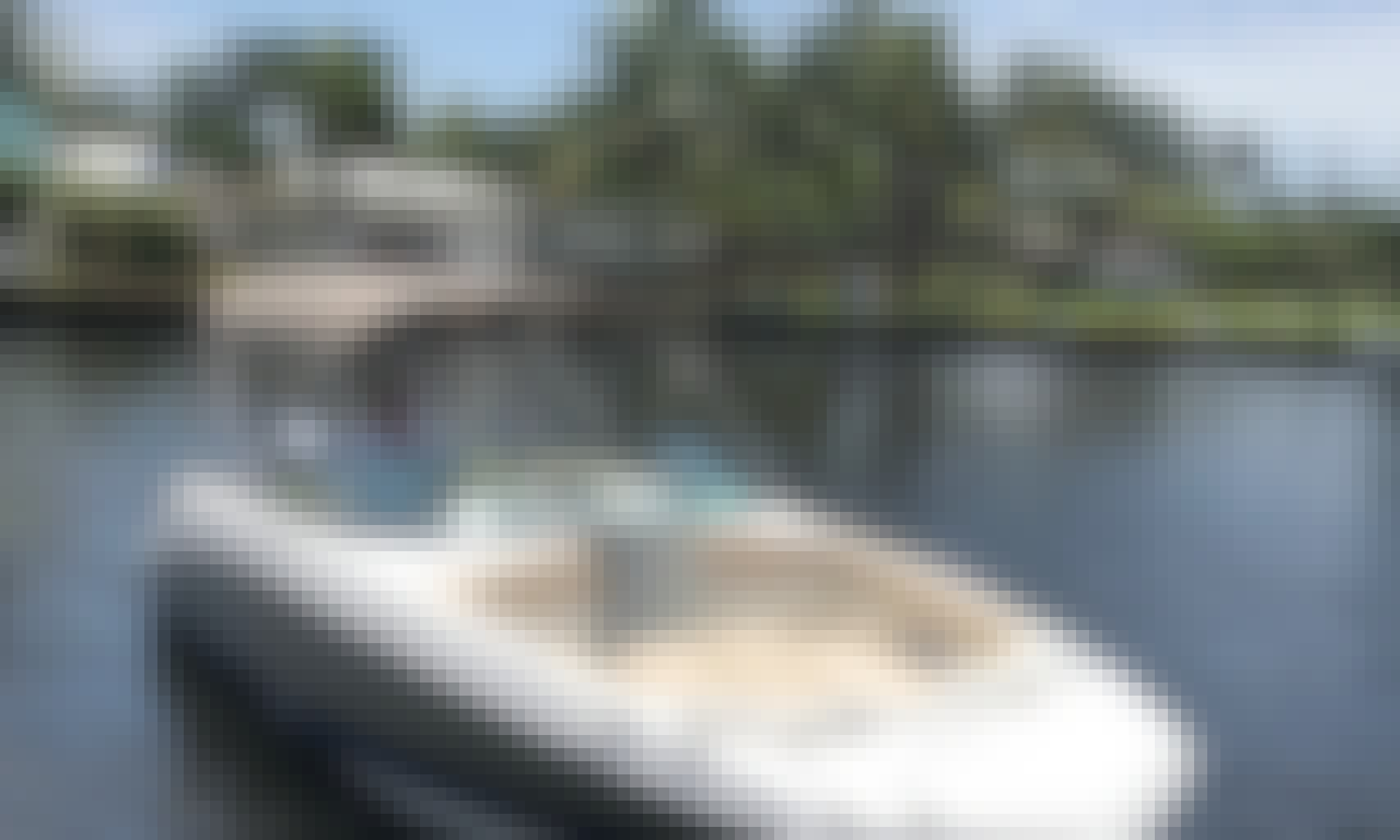 24' Nautic Star Deck Boat for Rent in Hollywood, Florida!