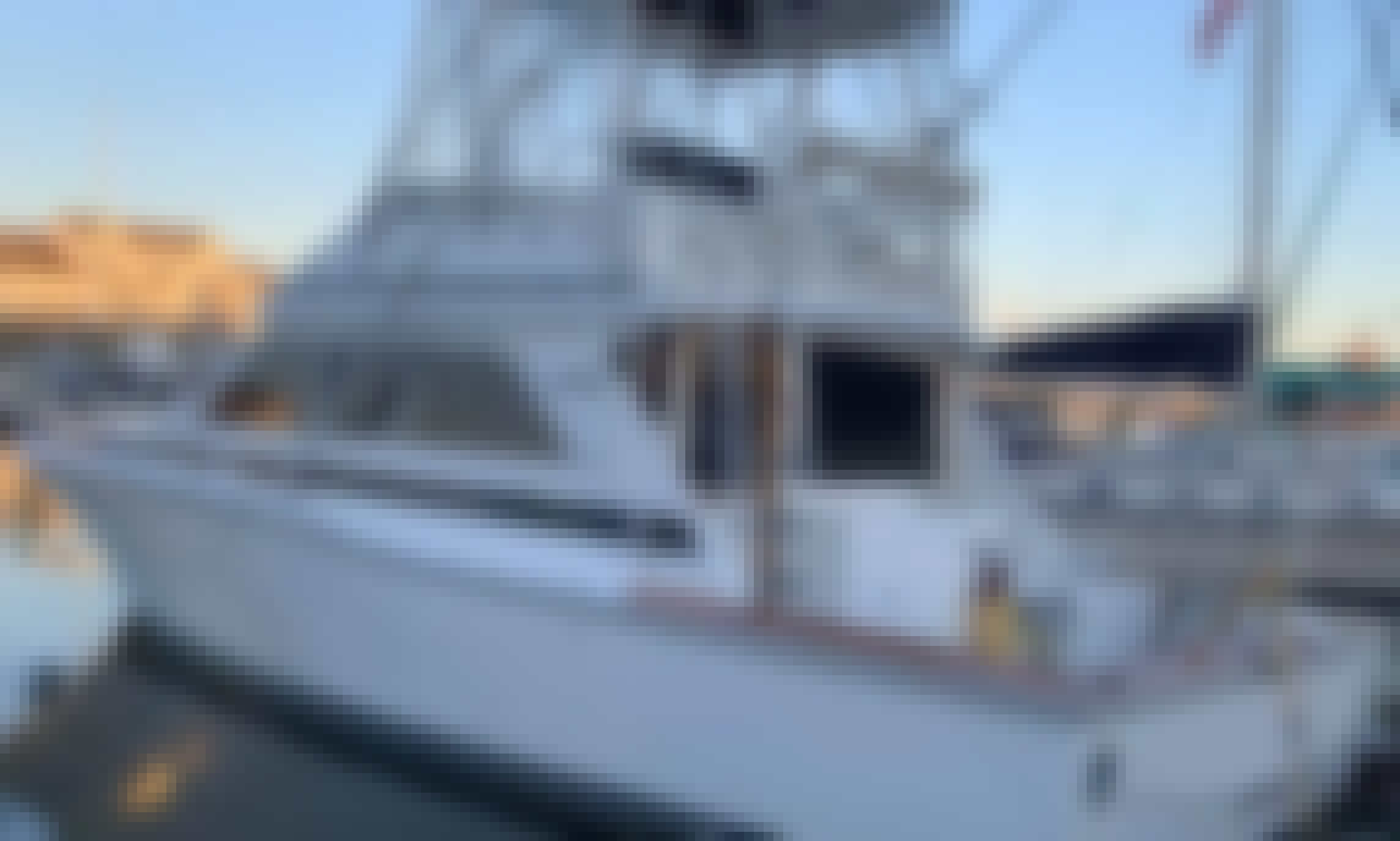 Fishing Charter on 38' Dawson Sportfish Yacht in Norfolk, Virginia