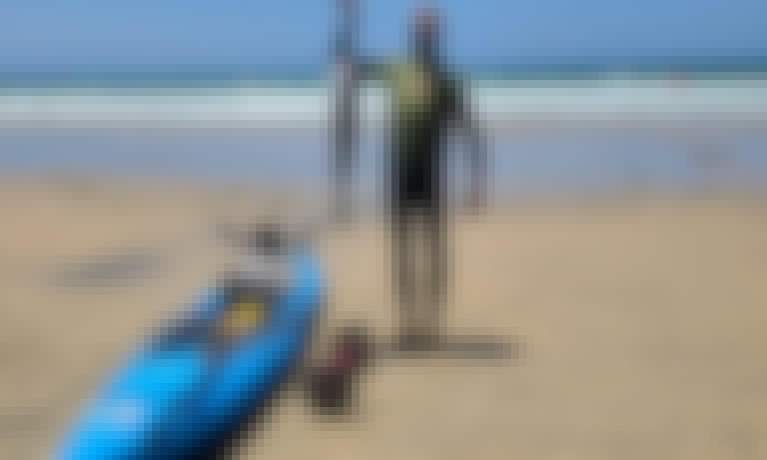 Guided Kayak Fishing Adventure in La Jolla, California