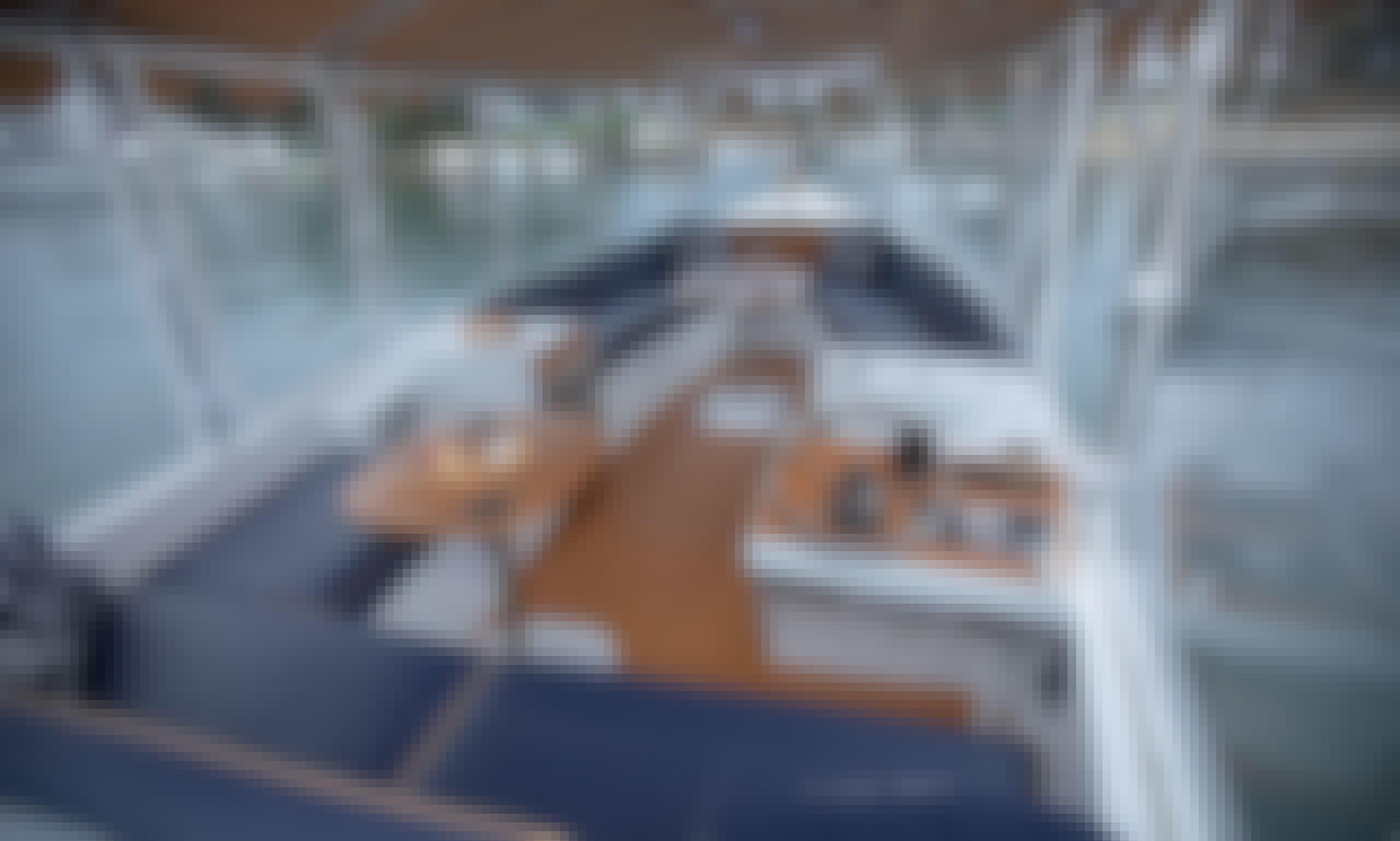 21' Duffy Electric Boat in Beautiful Newport Beach