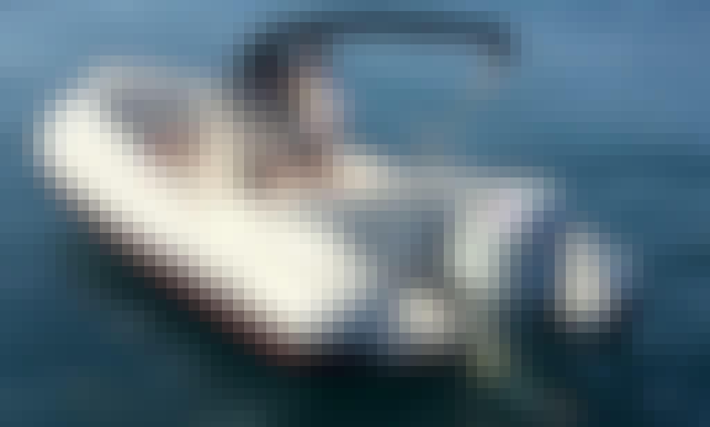 Scanner 710 Powerboat in Podstrana, Croatia