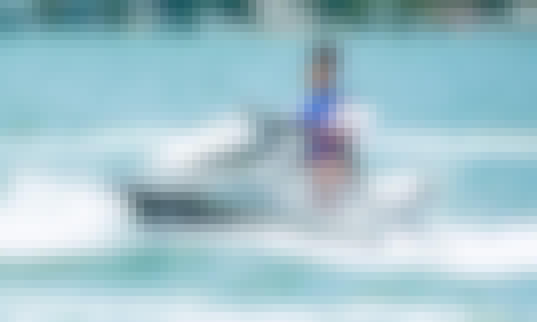 Yamaha VX Cruiser Jet Ski Rental in Downtown Miami
