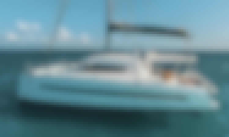 Brand New 45' Bali Catamaran (Playa del Carmen & Tulum Boat Rental)